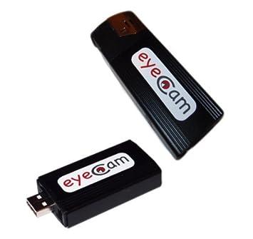 720 P HD Mini mechero espía DVR Spy Cam cámara espía/cámara 720p, eyeCam. eyeCam tarjeta de memoria 16 GB: Amazon.es: Informática