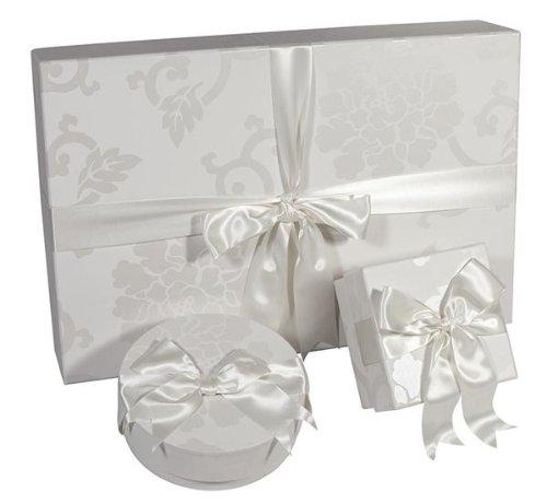 Decorative Wedding Dress Storage and Preservation Bridal 3 Pack