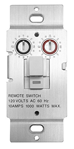 (X10 WS469 Push Button Relay Wall Switch)