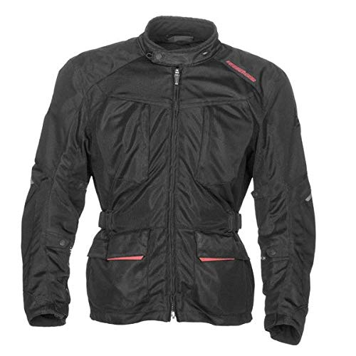 Fieldsheer Men's Hydro Heat Jacket (Black, Large)