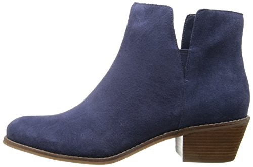 Cole Haan Women's Abbot Boot, Blazer Blue Suede, 9 B US by Cole Haan (Image #5)