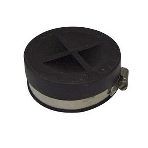Mission Rubber Band Seal 0708016 Rubber End Cap, (Pvc Band)