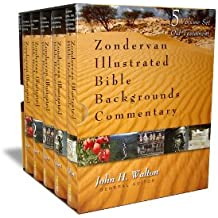 Zondervan Illustrated Bible Backgrounds Commentary Set: Old Testament