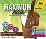 Maximum Kids Complete ORGANIC Powder Mix
