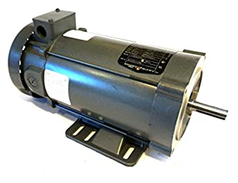 Baldor cdp3455 56c frame tefc dc motor 1 hp 1750 rpm for 180v dc motor suppliers
