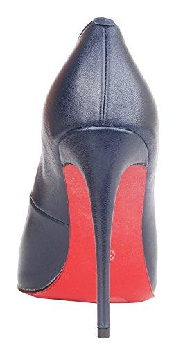 Basses Black Femme Pump6007 A queenfoot H1q5A5
