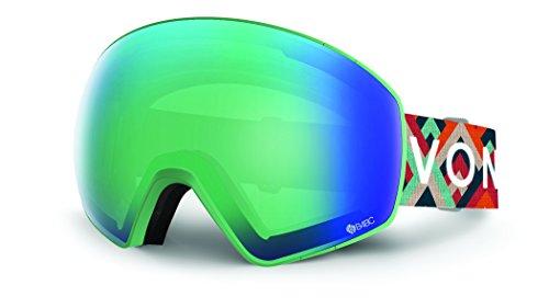 Veezee - Dba Von Zipper Jetpack Snow Goggles, Quasar - Fishbowl Von Zipper