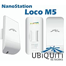 Ubiquiti Nanostation LOCO M5 Outdoor MIMO 2x2 802.11n 5GHz