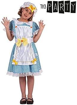 Atosa-7018 Disfraz Muñeca de Trapo Color Celeste 3 a 4 años (7018 ...