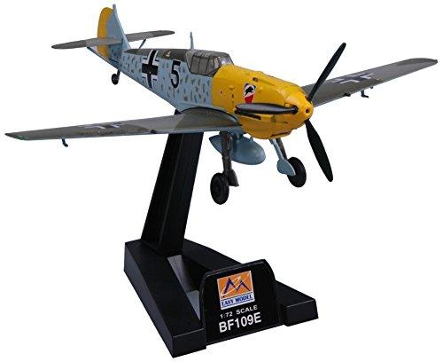 - Easy Model Bf109E 1/JG52 Model Kits