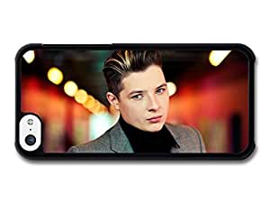 AMAF ? Accessories John Newman Close Up with Grey Jacket Looking Serious case for iPhone 5C