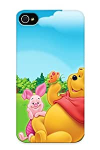 Iphone 4/4s Case, Premium Protective Case With Awesome Look - Walt Disney Cartoon Winnie The Pooh 1 1 (gift For Christmas)