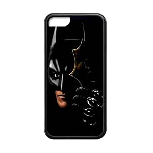 iPhone 5C Big Hero Batman Series Case Covers for iPhone 5C TPU (Laser Technology)