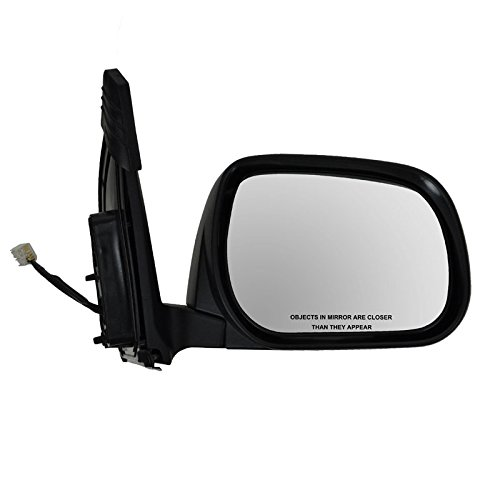 Mirror Side View Power Passenger Right RH for 09-12 Toyota Rav4 Rav 4