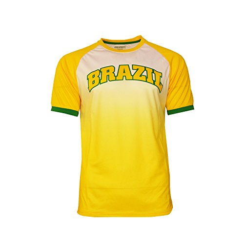 00bc30d2a1d Pana Brasil Soccer Jersey Brazil Adult Training Custom Name and Number New  Season