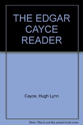 Download The Edgar Cayce Reader book pdf | audio id:e0udlzt