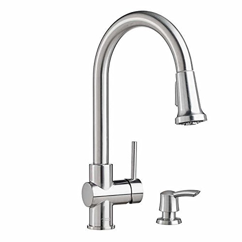 american standard 18 gauge 33 x 22 stainless steel kitchen sink with a stainless steel pull down     standard 18 gauge 33 x 22 stainless steel kitchen sink with a      rh   sinkfaucets org