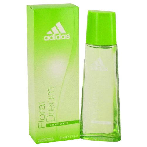 ADIDAS FLORAL DREAM perfume by Adidas WOMEN'S EDT SPRAY 1.7 OZ