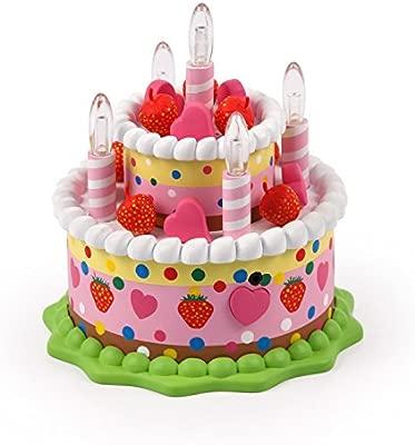 Bayer Juguete, diseño de tarta de cumpleaños: Amazon.es ...