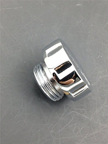 XKH- Motorcycle Chrome Billet Aluminum Fluid Reservoir Cap Cover