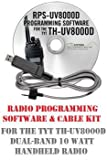 TYT TH-UV8000D/E/SE Series Two-Way Radio Programming Software & Cable Kit