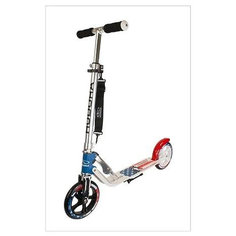Hudora 14018 Patinete Big Wheel 205 -