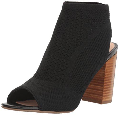 STEVEN by Steve Madden Women's Hatton Ankle Bootie, Black, 8 M US