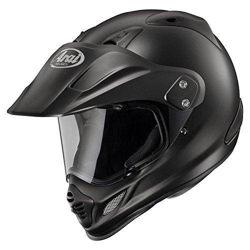 Arai Motocross Helmet - Arai XD4 Helmet (Black, X-Large)