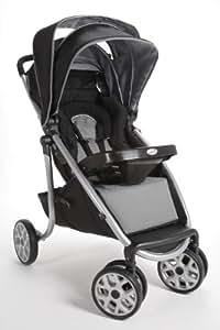 Amazon.com : Safety 1st Aerolite Deluxe Stroller, Silver ...