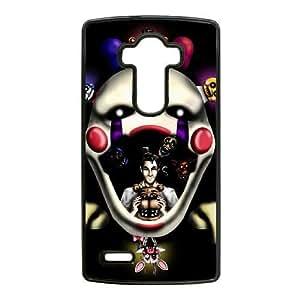 LG G4 Phone Case Black Five nights at Freddy's VC3XB2031126