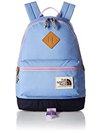 The North Face Mini Berkeley Backpack - grapemist blue/sharp green, one size