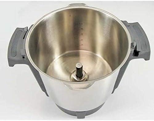 Kenwood KW716490 - Bol de acero inoxidable para robot de cocina: Amazon.es: Hogar