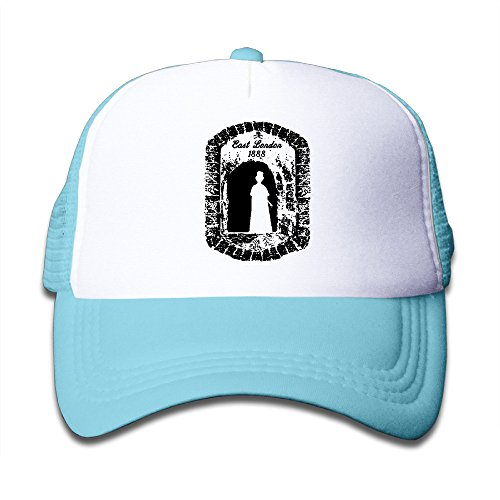 jack-the-ripper-the-shining-horror-adjustable-child-small-hats-trucker-cap-fits-613-yearsrnold-kids