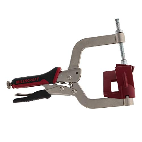 Milescraft 4005 90° CornerClamp for Woodworking and Joinery