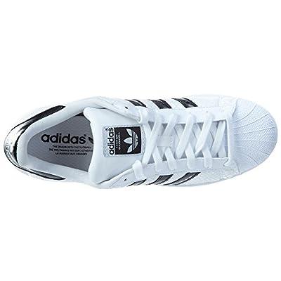 Amazon.com | adidas D70171 Men Superstar White FTW/CBLACK/Running White | Fashion Sneakers