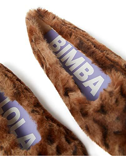 y Bimba 182BZ0407 Ballerina Lola Fur Femme UqdwdBfO
