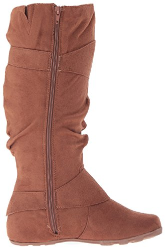 Brinley Co Womens Augusta 02 Slouch Boot, Cammello, 10 M Us
