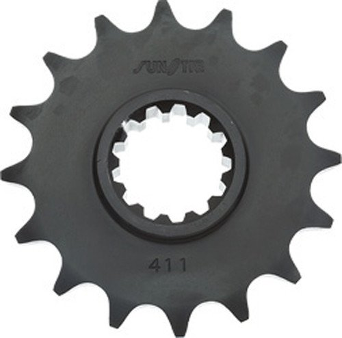 (Sunstar 31512 12-Teeth 520 Chain Size Front Countershaft Sprocket)