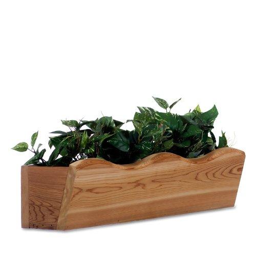 Cedar Window Box (CEDAR Window Planter Box)
