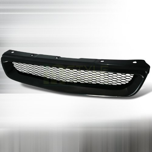 1996-1998 Honda Civic Front Hood Grill Type (Front Hood Grill Type)