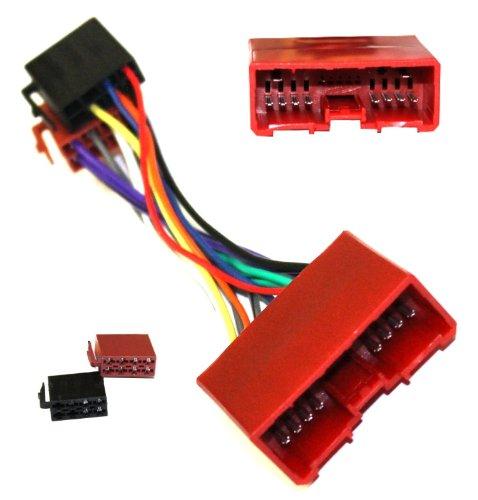 B9 ISO-Konverter Adapter Kabel Radioadapter Radio Kabel Stecker ISO-Kabel Verbindungs AERZETIX