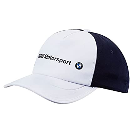 ac4a2926bb9 Image Unavailable. Image not available for. Color  Puma BMW Motorsport  White Logo Hat