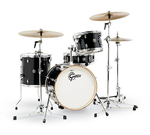 Gretsch Catalina Club 4pc Drum Kit Piano Black
