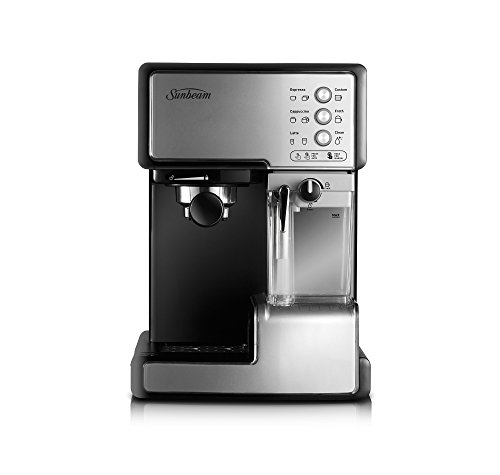 Mr. Coffee Cafe Barista Espresso and Cappuccino Maker,...