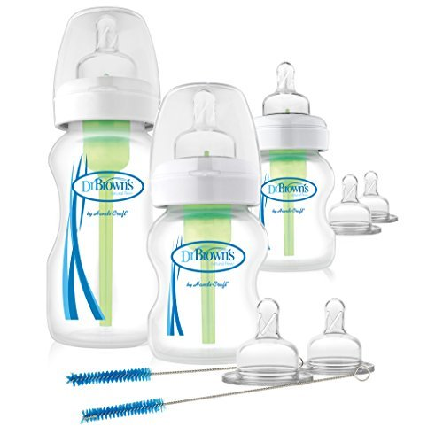 Dr Brown's Options Wide Neck Starter Kit by Dr. Brown's