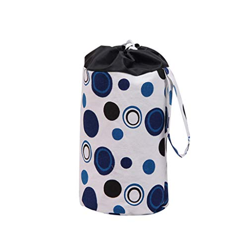 NOMENI Toy Storage Bag, Large Capacity Storage Bag Toys Storage Space Saving Prevent Goods Slide Away for Kids Nursery - Nursery Ladybug Rhyme