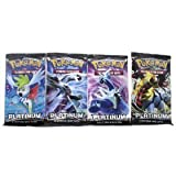 Pokemon Cards - PLATINUM - Booster Packs (4 pack lot)