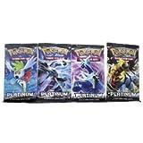 Pokemon Cards - PLATINUM - Booster Packs (4 pack lot)