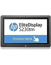 HP S230TM Elitedisplay Touch Monitor (Ricondizionato Certificato)