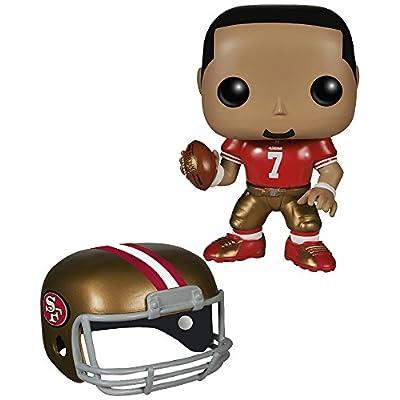 Funko POP NFL: Wave 1 - Colin Kapernick Action Figures: Funko Pop! Sports:: Toys & Games